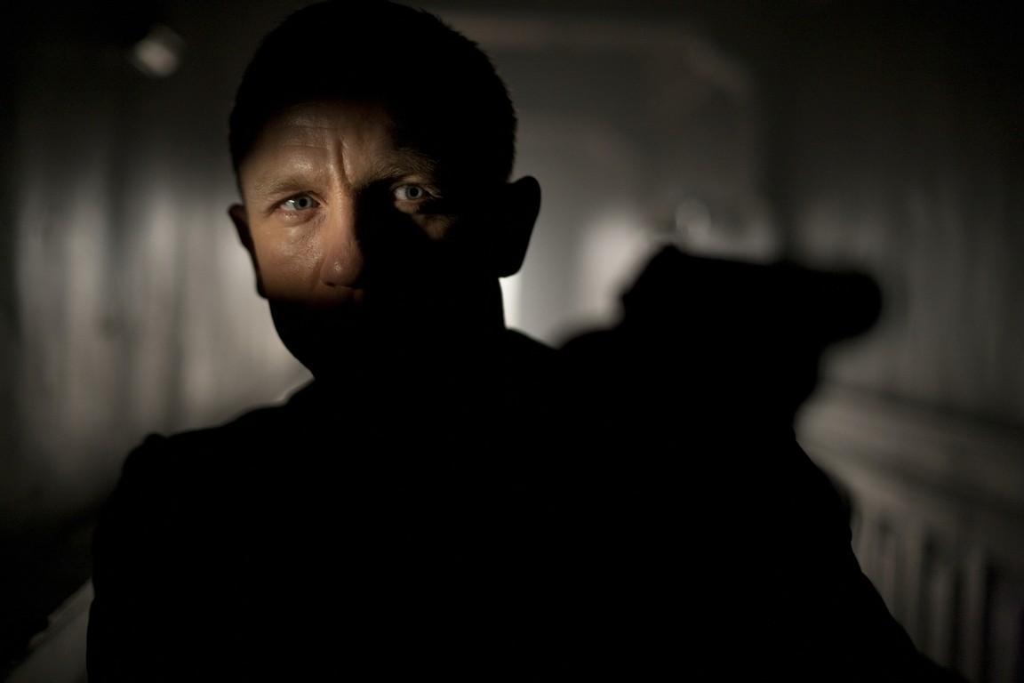 Skyfall: James Bond 007 (2012) [Blu-ray] Daniel Craig